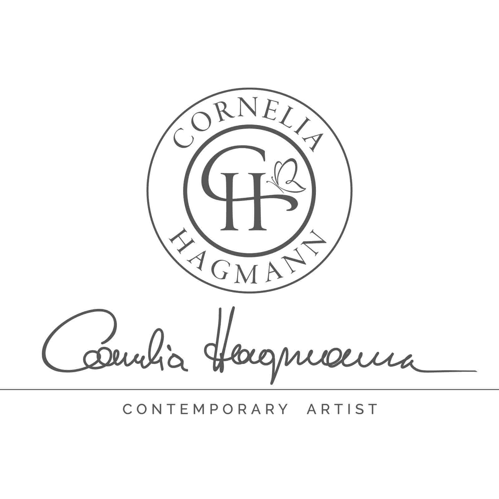 Cornelia Hagmann Contemporary Artist Webagentur Logo ShowMyProject Basel
