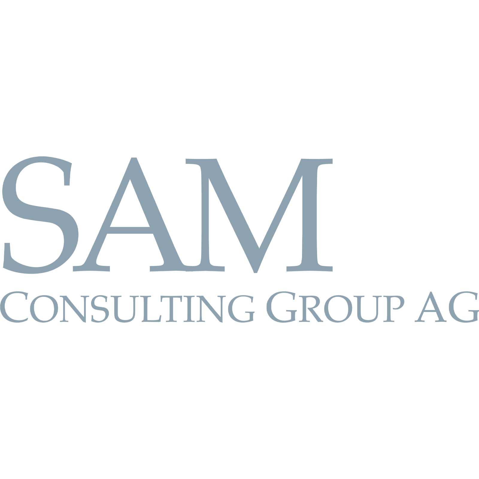 SAM Consulting Group AG Logo ShowMyProject Basel