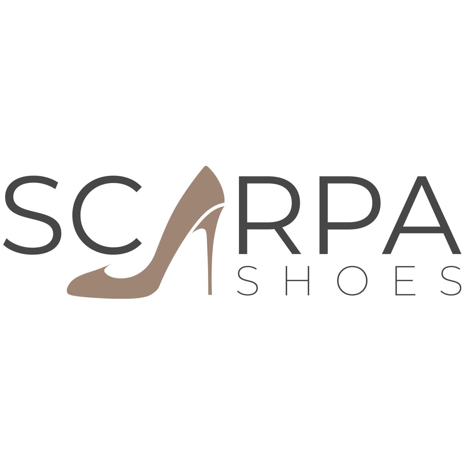 Scarpa Shoes Logo Kreation ShowMyProject