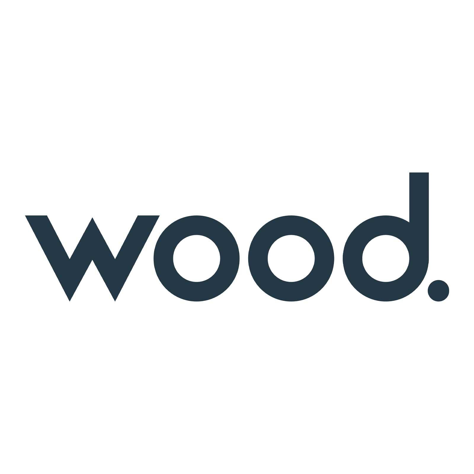 wood Plc Firmenbeschriftung ShowMyProject