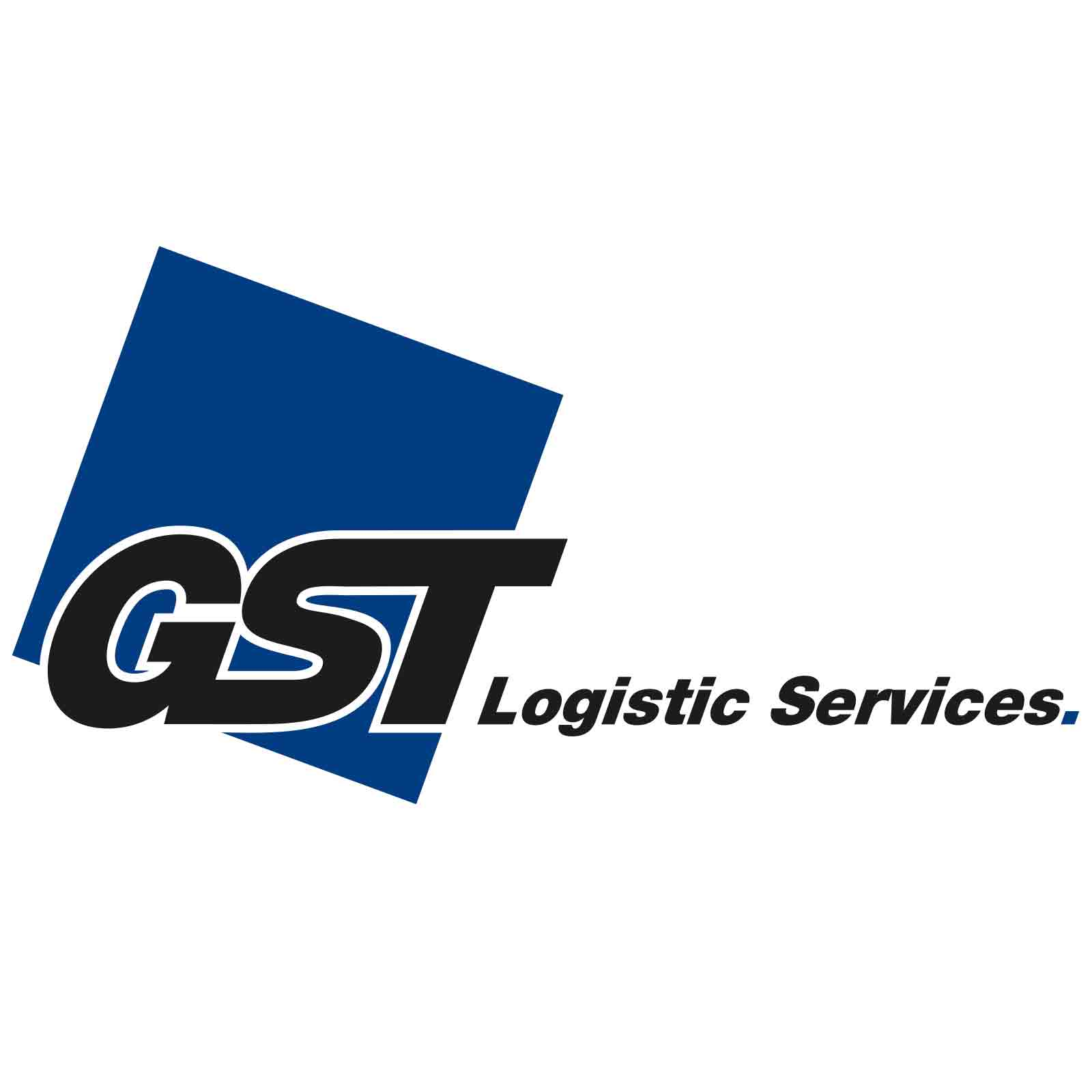 GST Logistic Services Logistikunternehmen Logo Entwicklung ShowMyProject