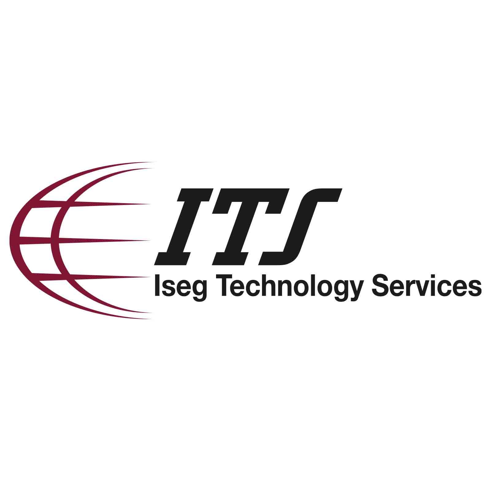 ITS Iseg Technology Services Logo Grafik-Design ShowMyProject